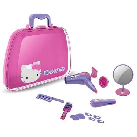 Hair Dryer Bag Uk hello hair care bag play set pretend hairdryer make up ebay