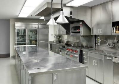 Commercial Kitchen Counter by Stainless Steel Commercial Kitchens Steelkitchen