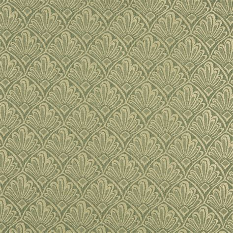 Light Upholstery Fabric Light Green Two Toned Fan Upholstery Fabric By The Yard