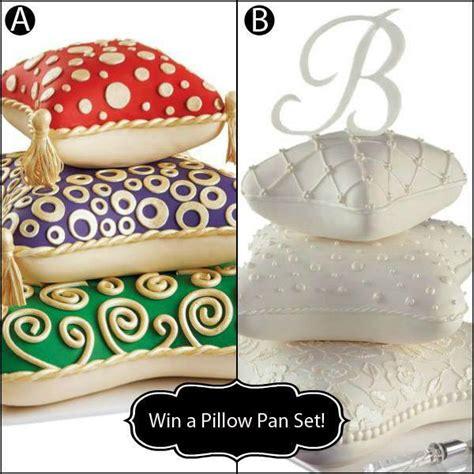Canada Giveaway - wilton cake canada giveaway win a free pillow pan set canadian freebies coupons
