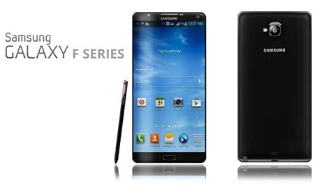 jenis samsung galaxy galaxy f series super premium smartphones with metal cases