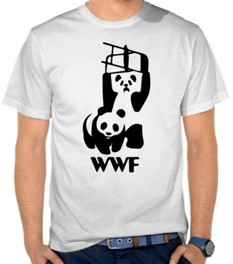 Kaos Traveler World Traveler 3 jual kaos wwf world wide foundation parodi 3 panda