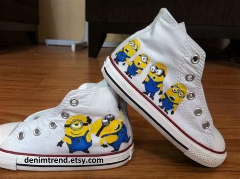minion shoes minion baby shoes minion