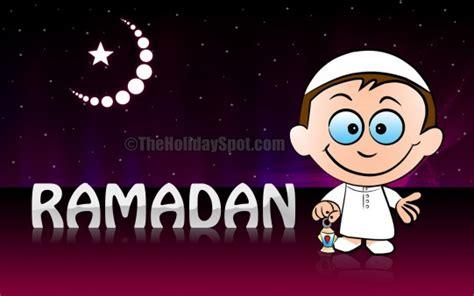 cartoon ramadan wallpaper ramadan mubarak wallpapers from theholidayspot