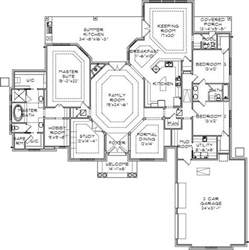 floor plan with safe room house plans - House Plans With Safe Room