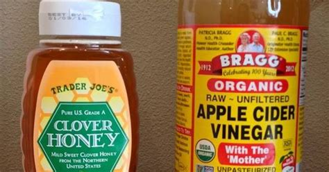 Detox Mucus Throat by Apple Cider Vinegar Honey And Lemon This Drink Will