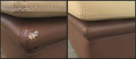 How To Repair Vinyl Upholstery - st louis leather photos auto interior doctors