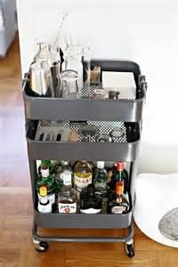 ikea raskog utility cart tiny apartment archives makespace 174 blog