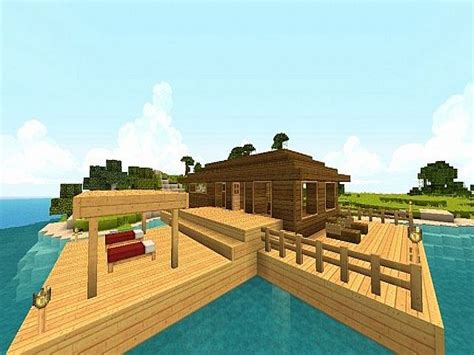 minecraft houses tropical beach house minecraft cool minecraft houses