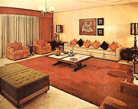 1970s Living Room by 70s Living Room 1970s Style