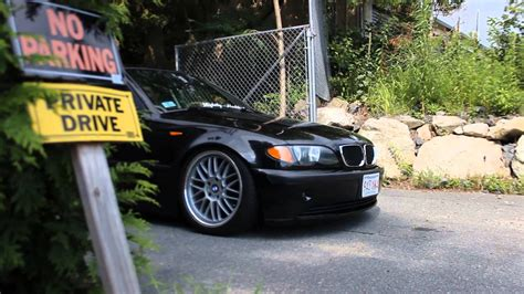 Modified Bmw Compact E46 by Slightly Modified Bmw E46