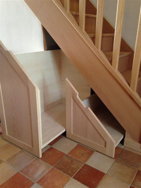 Rangement Chaussures Sous Escalier 4246 by Rangement Chaussures Sous Escalier Amenagement Placard
