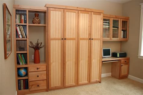 bed built into wall wooden murphy bed built into wall room decors and design