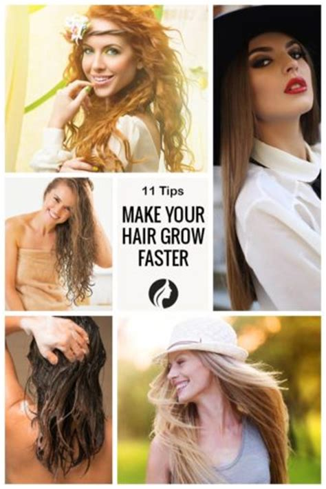 11 secrets how to make your hair grow faster longer 11 tips on how to make your hair grow faster