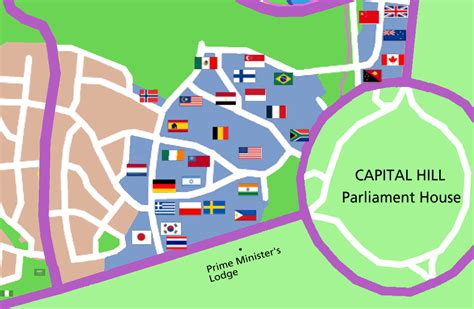 canadian embassy in map file embassies in yarralumla canberra australia png