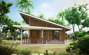Simple Farmhouse Floor Plans modern bamboo houses interior and exterior designs