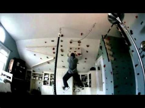 the warrior room rad room this dude turned his bedroom into a bouldering cave with nuthin but routes