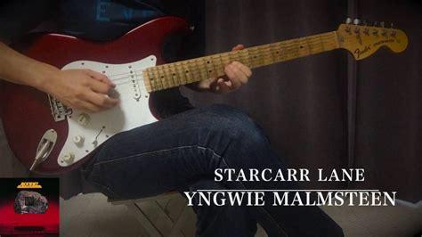 alcatrazz starcarr yngwie alcatrazz starcarr guitar cover