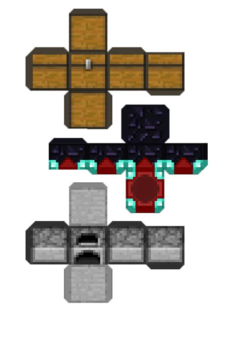 Paper Craft For Minecraft - papercraft minecraft herobrine papercraft