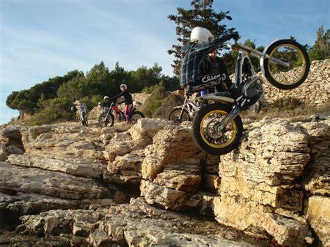 Trial Motorrad Forum by Trial Auf Murter Hier Macht Trainieren Spa 223
