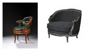 les fauteuils de style louis xv