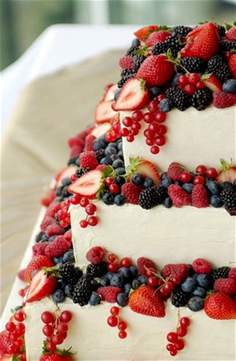 berries, cake, food, fruit, strawberry, wedding cake