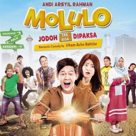 lagu film jomblo 7 turunan zul zivilia ost molulo jodoh tak bisa dipaksa 2017