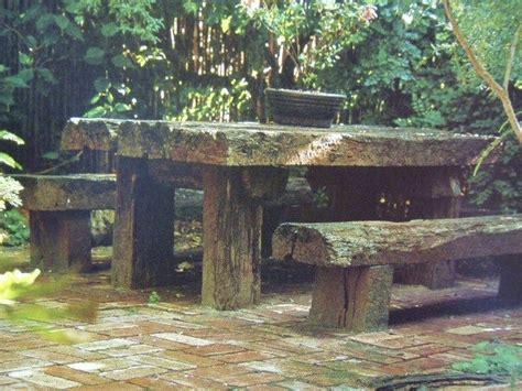 Sleeper Garden Furniture by Outdoor Railway Sleeper Furniture That Doesn T Away