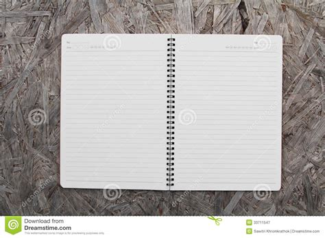 design notebook online notebook paper on wood background stock image image of