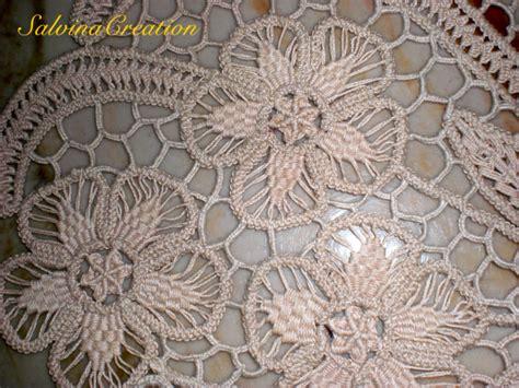 Crochet Macrame - articles de salvinacreation tagg 233 s quot macram 233 au crochet