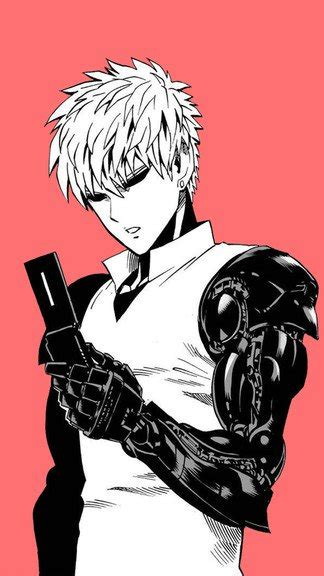 One Punch Iphone All Hp one punch genos iphone 6 wallpaper