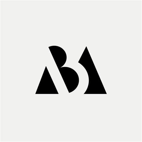 design a monogram logo mb modern monogram by british freelance logo designer