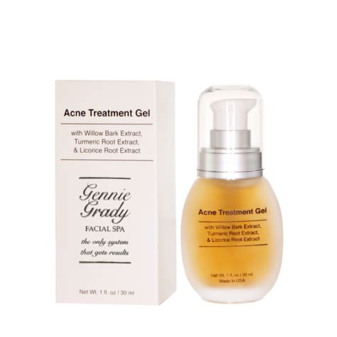 Murah Wardah Acne Treatment Gel acne treatment gel gennie grady spa