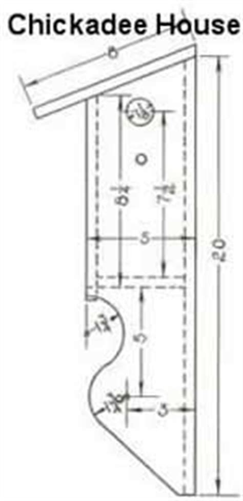 chickadee bird house plans woodworktips 187 page 24