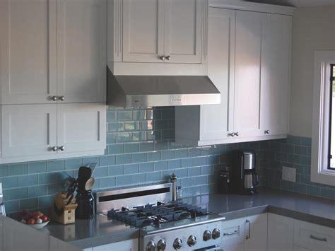 gray glass subway tile backsplash kitchens pinterest ocean grey blue kitchen backsplash home pinterest