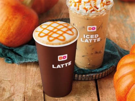 Dunkin Donuts Pumpkin Coffee by Which Major Coffee Chain S Pumpkin Spice Lattes Are The