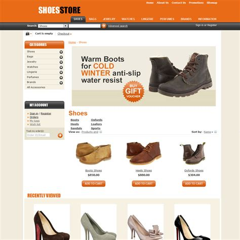 themes store com cs cart theme cs000002