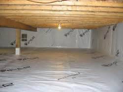 Slab Vs Crawl Space Foundation Sealed Crawlspaces Concrete Vs Plastic