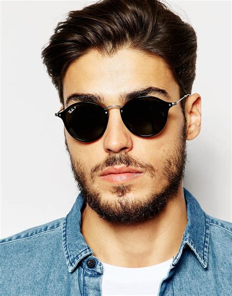 Kaca Mata Christian Oliver ban sunglasses rb2447 in black for lyst