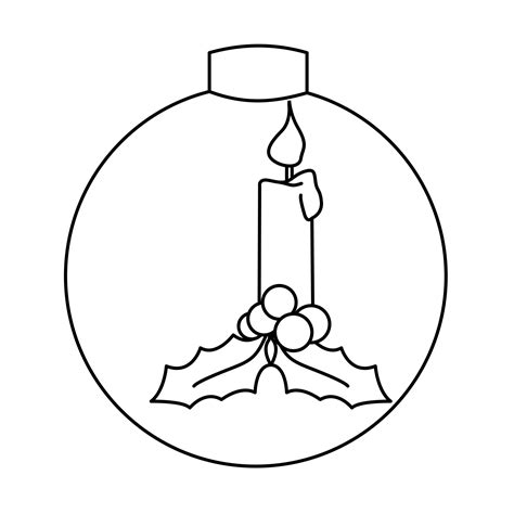 Ornament Coloring Page Www Imgkid Com The Image Kid Ornaments Color Pages