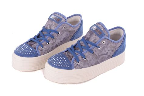 guess sport shoes guess shoes lace up blue 507 ebay