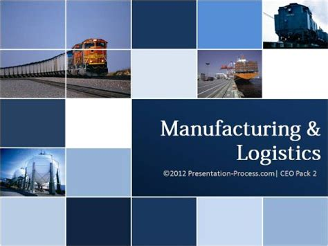 template ppt logistics free powerpoint backgrounds from ceo pack 2