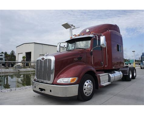 Peterbilt Sleeper by 2011 Peterbilt 386 Sleeper Truck For Sale Gulfport Ms