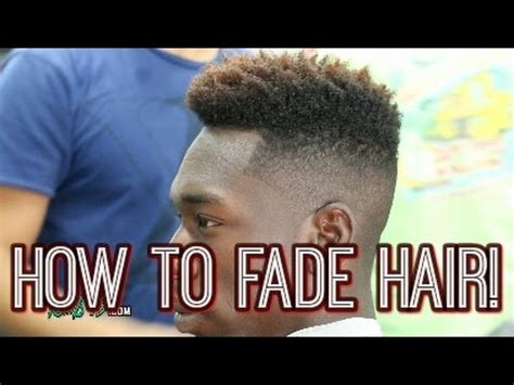 wahl haircut tutorial how to do nice fade haircut with wahl cordless clipper