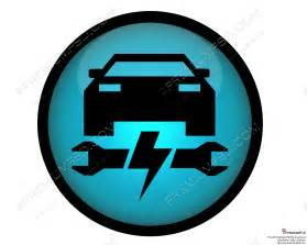 Automotive electronics repair icon psd download premium psd