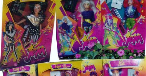 black jem doll black doll collecting jem and the holograms shana elmsford
