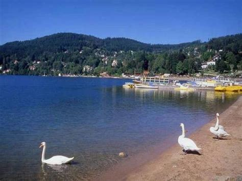 Le lac de Gérardmer Guide Tourisme & Vacances
