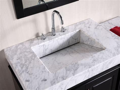 marble bathroom sink tops 88 quot odyssey sink vanity bathgems com