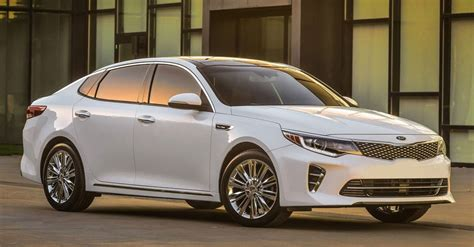 Recall Kia Kia Recalls 12k Optima Sedans With Cracked Driveshafts