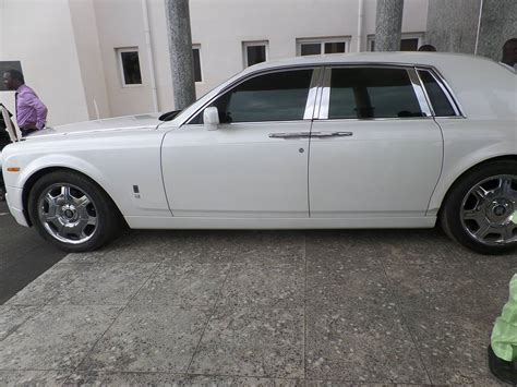 roll royce nigeria the rolls royce ooni ogunwusi visited ekiti with photos